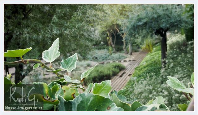 Jardin Argent, Parc Andre Citroen, Paris