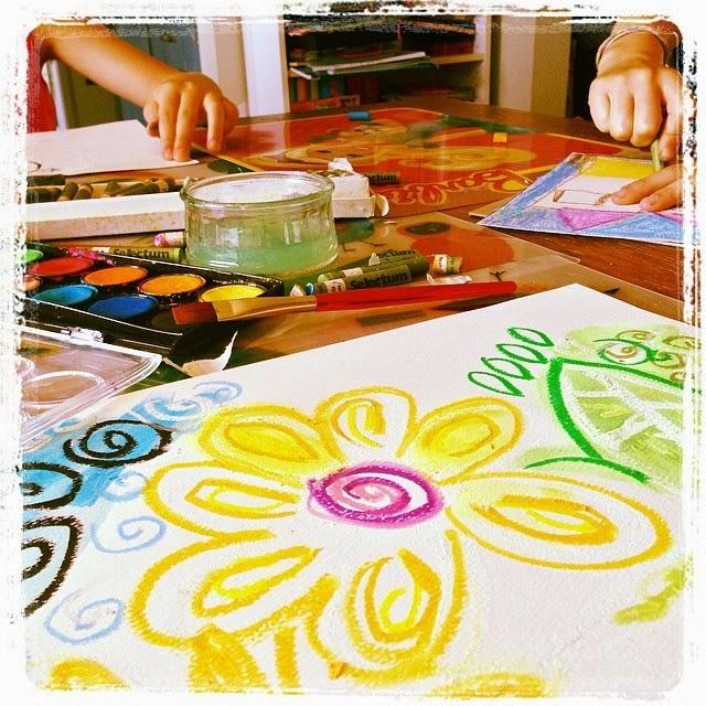 Vive le bricolage en famille avec #CDF! Crédit photo Julie Philippon