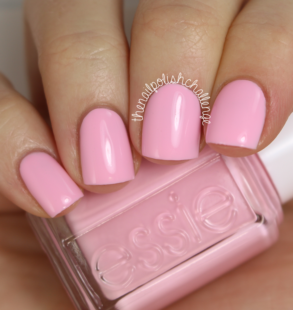 Kelli Marissa: Essie Breast Cancer Awareness Collection 2014 from HB ...