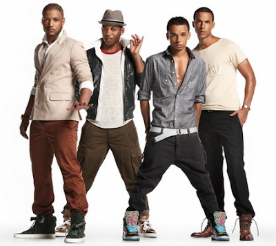 JLS - Proud Lyrics