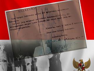 Landasan Dasar Proklamasi Kemerdekaan Indonesia