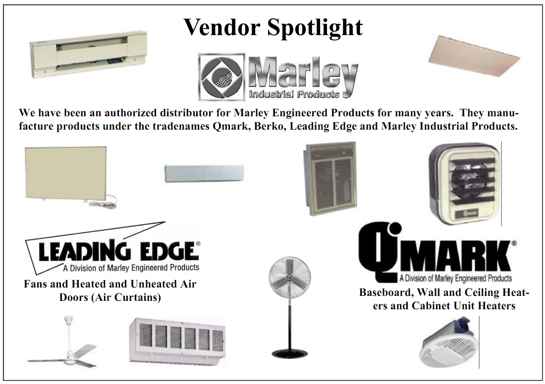 Qmark (Marley Engineered Products) Electric Comfort Heating Products - Mor  Electric Heating's Blog about home, office & factory comfort heat & freeze  protection for pipes & roofs.Mor Electric Heating's Blog about home, office & factory comfort heat - Mor  Electric Heating Assoc., Inc.