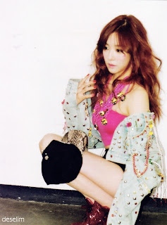SNSD Tiffany I Got A Boy Photobook 11