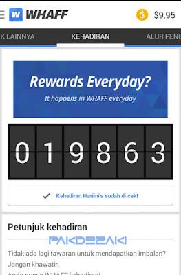 Cara mendapatkan uang dari Android