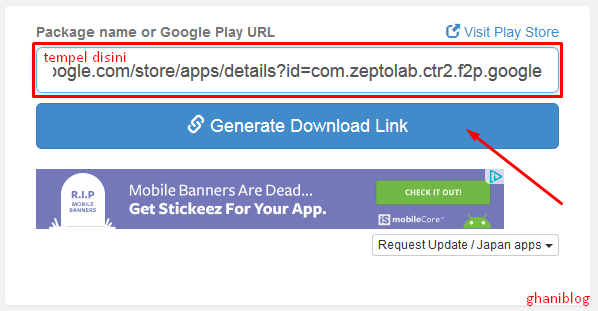Cara Download Apk di Google Play Store dari PC