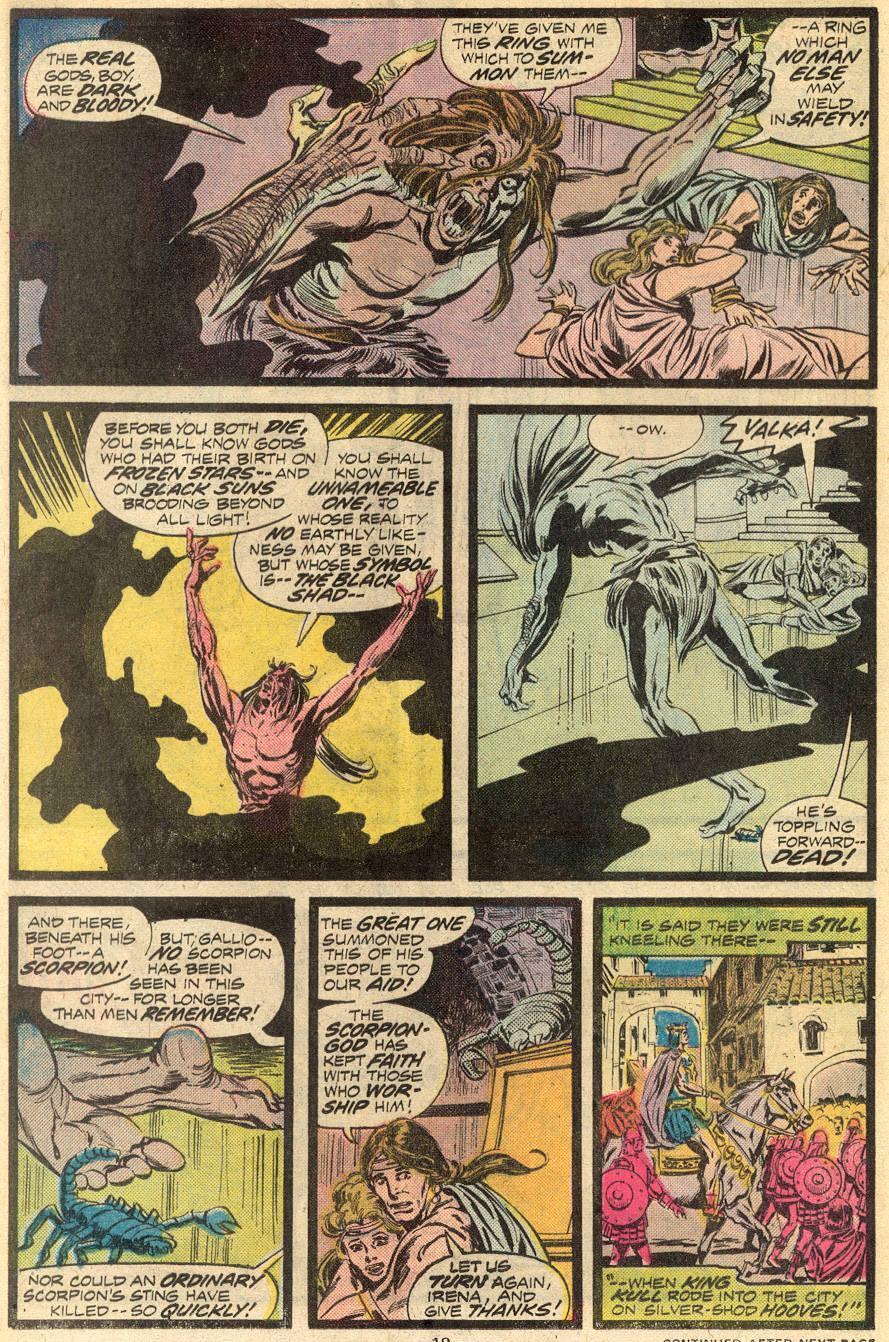 Conan the Barbarian (1970) Issue #52 #64 - English 13