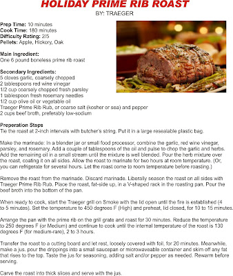 how to cook a prime rib roast on grill