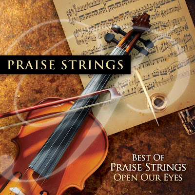 Maranatha! Instrumental-Best Of Praise Strings-Open Our Eyes-