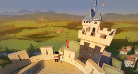 Francois Belair Location design castle