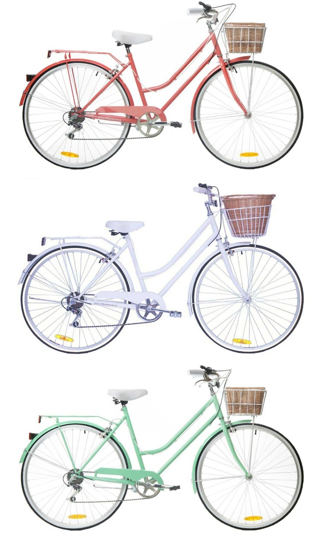 vintage look bikes your own