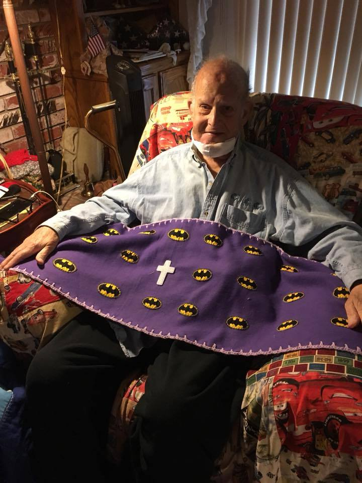 SHAWLS FOR CANCER MINISTRY