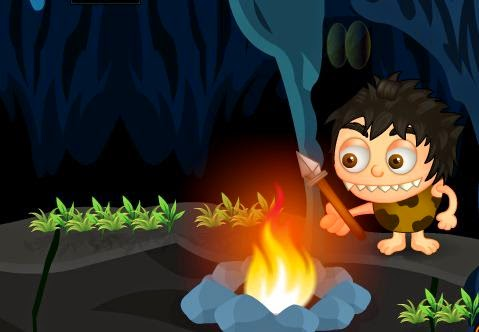 WowEscape Little Caveman …