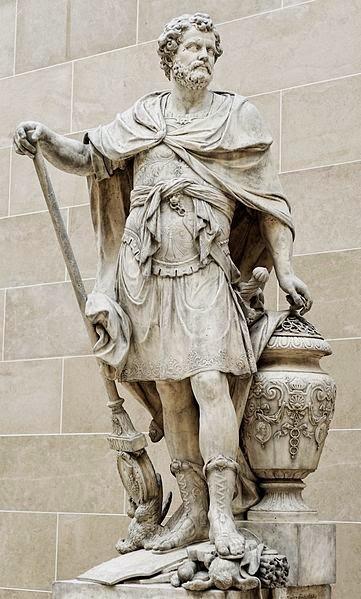 Hannibal Slodtz Louvre