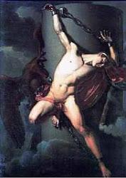 Prometeo, primo filosofo martire