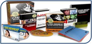DVD Cara Memikat Wanita Idaman