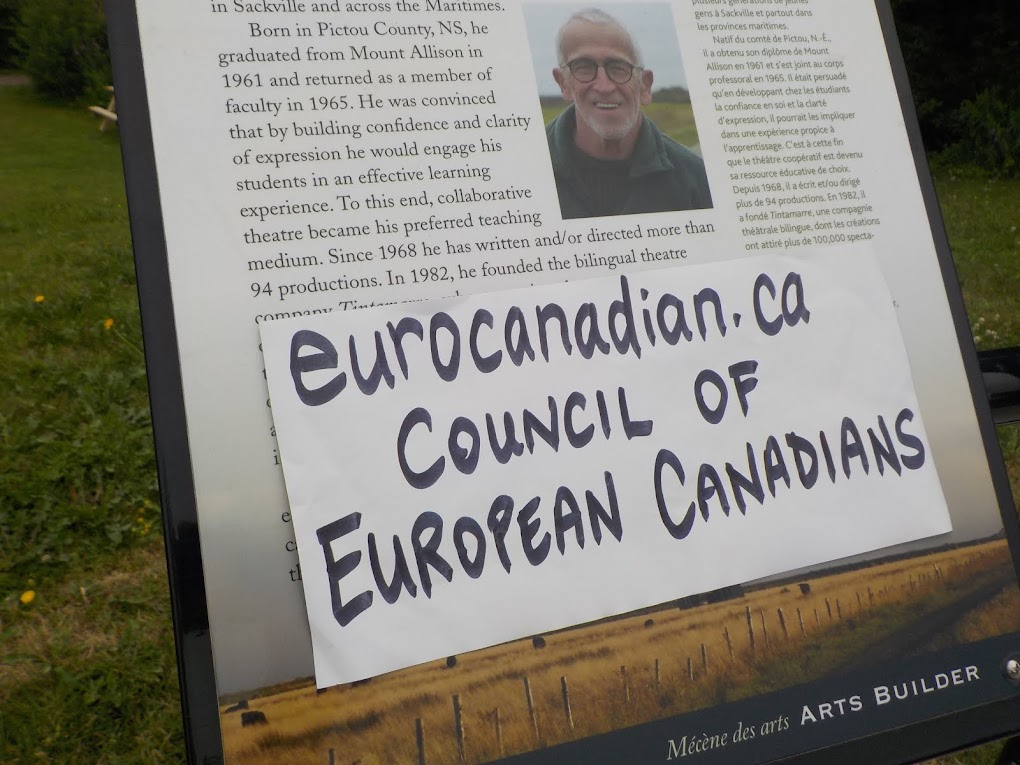 Council of European Canadians - eurocanadian.ca