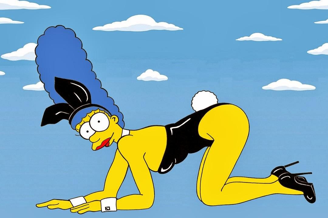nu Marge simpson