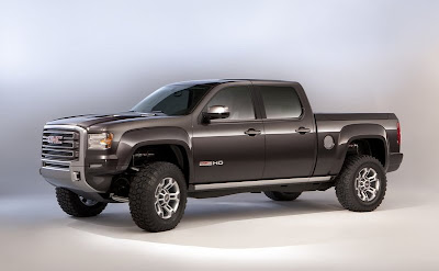 GMC Sierra All Terrain HD Concept 2011
