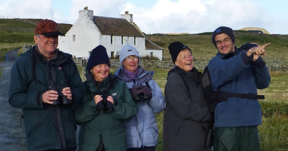 Fair Isle: Shetland Wildlife- September's Autumn Tour - Fair Isle