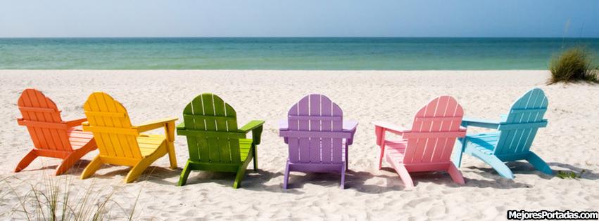 Portadas facebook timeline biograf a hamacas playa - Hamacas de playa ...