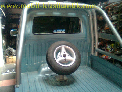 modifikasi suzuki carry pick up tahun 1987