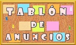 TABLN DE ANUNCIOS
