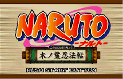 Download Game Naruto: Konoha Ninpouchou Buat PC Free Full Version