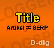 Title Atau Judul Artikel Di Blogger Berbeda Di SERP Google