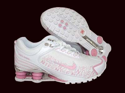 pink womens nike shoes
