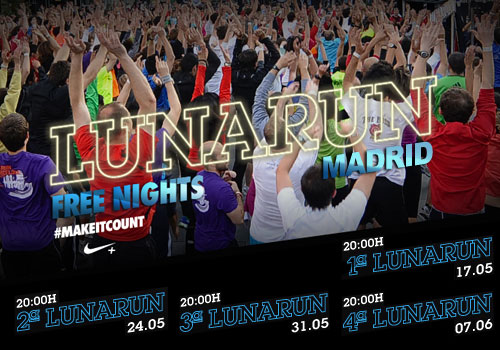 LunaRun Madrid