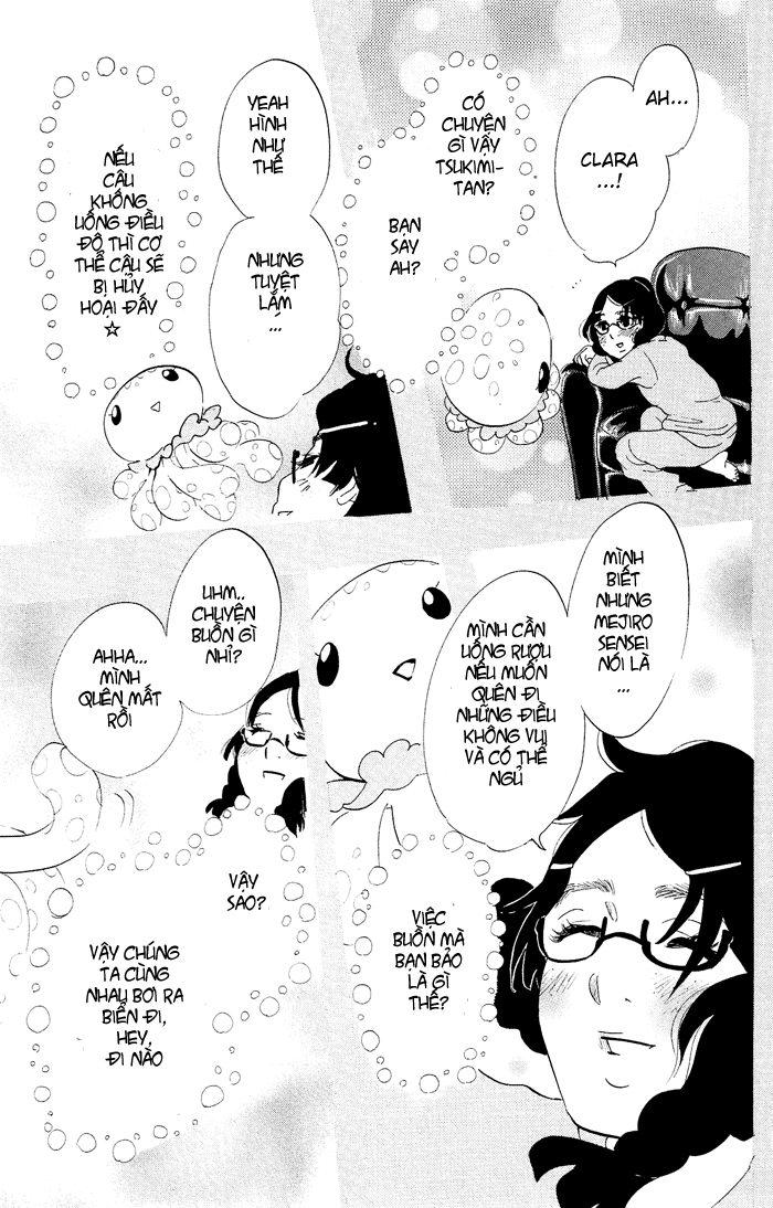 Kuragehime chap 18 - Trang 28