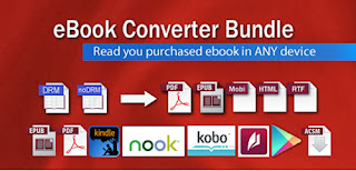 eBook Converter Bundle is tools decrypt and convert eBooks purchased from Kindle, Nook, Google Play, Sony, Kobo