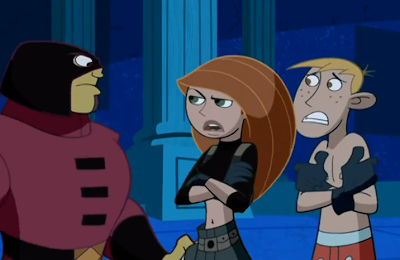 today is the cartoon request day with requests for kim possible
