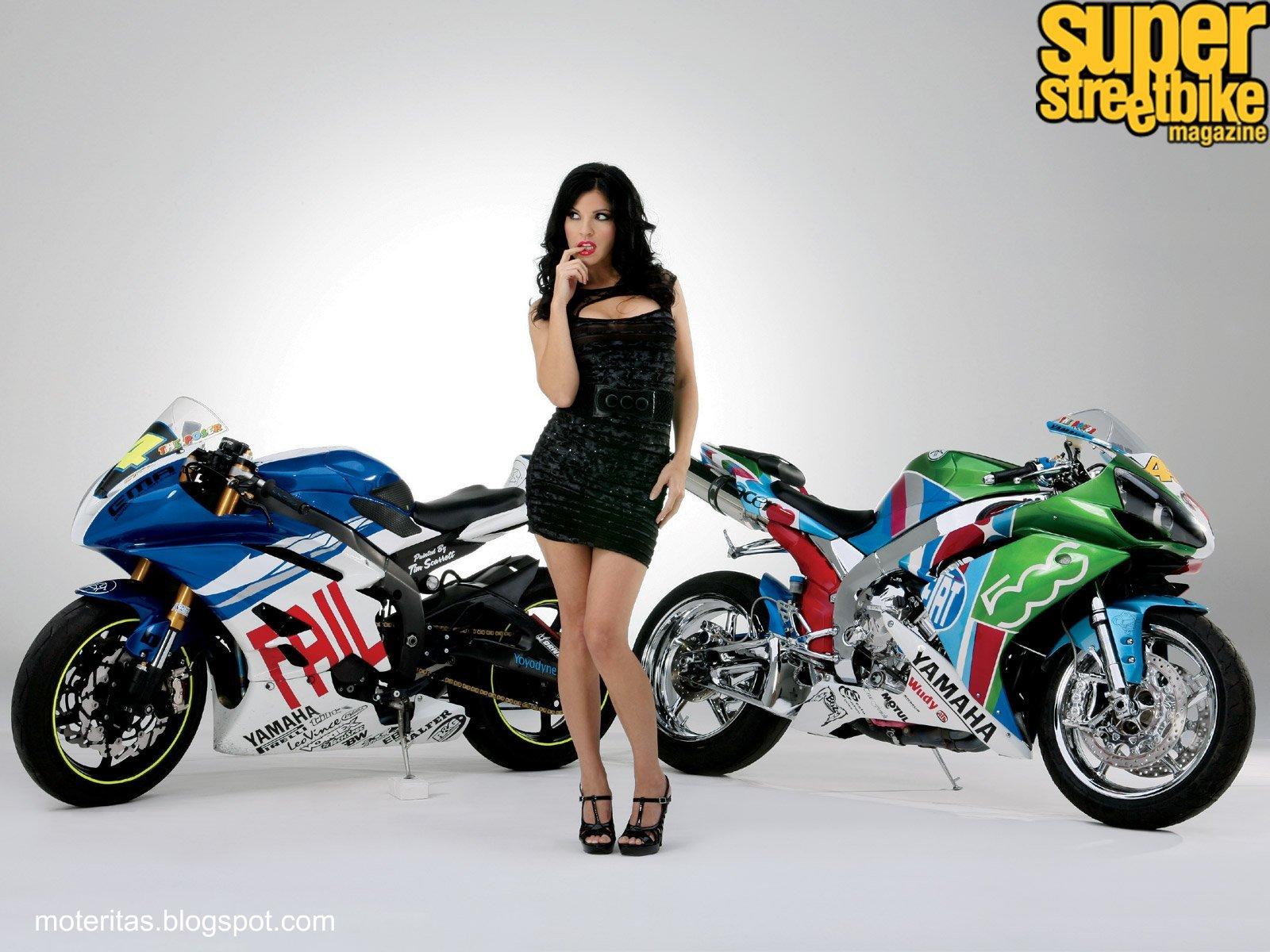 Motos Mujeres Motogp Deportivas Wallpaper Moteras Edecanes