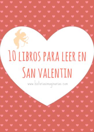 10 libros para leer en San Valentin