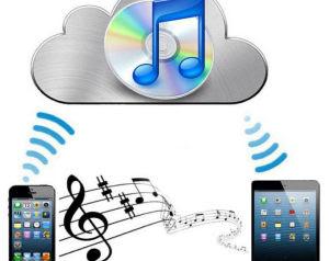 mettere musica su iPhone