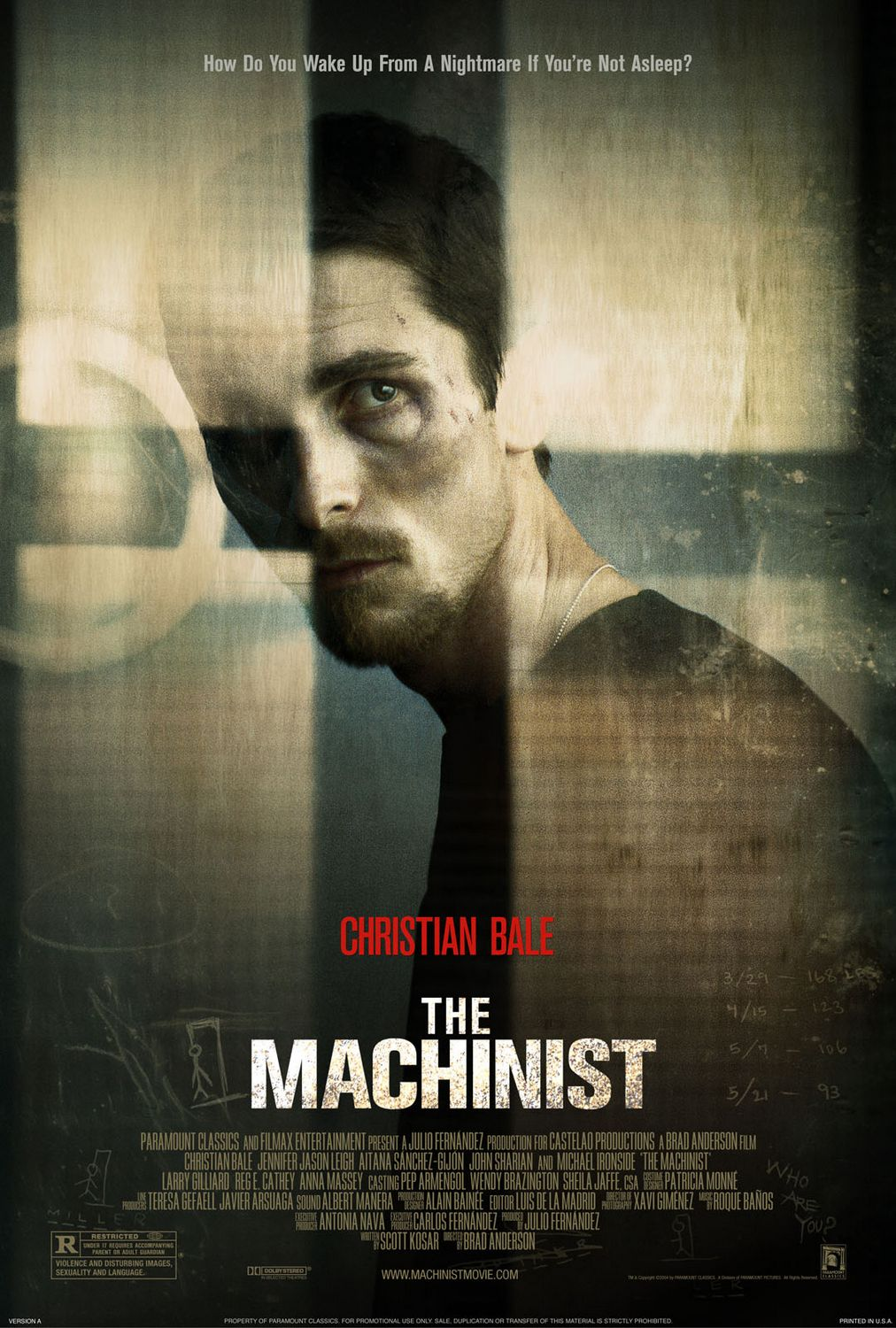 The Machinist (2004):The Lighted