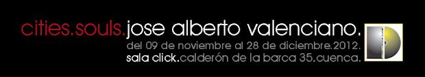 Exposición de Jose Alberto Valenciano Cities.Souls.