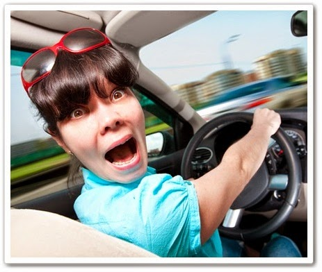Как побороть страх перед рулём