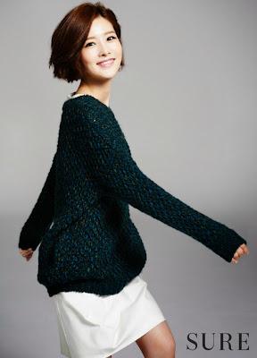 Kim Yu Ri - Sure Magazine November Issue 2013