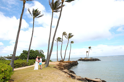 Wedding in Honolulu