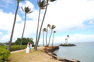 Wedding in Honolulu