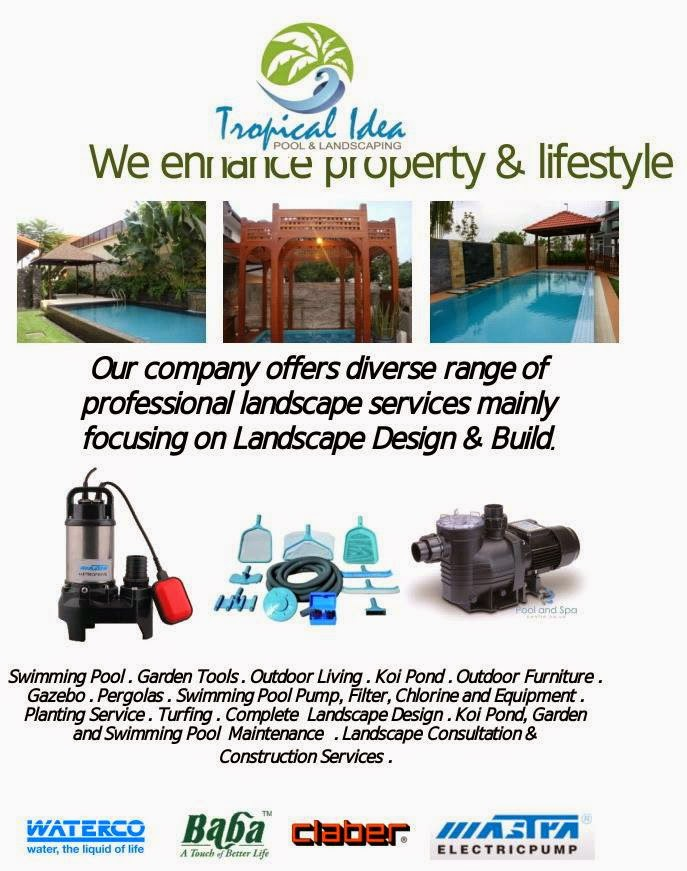 Malaysia landscape swimming pool and pond specialist - Swimming pool specialist malaysia ...