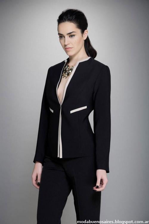 Ruben Casin indumentaria femenina trajes 2013