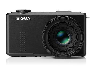 Fotografia della Sigma DP3 Merrill
