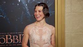 Hollywood se transforme en Hobbitebourg pour la première du Hobbit