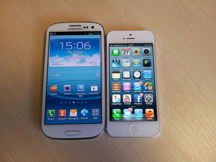 5 Reasons Why iPhone 5 Is Better Than Galaxy S3