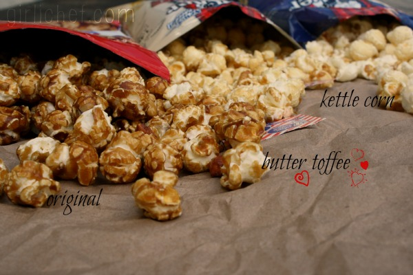 Cracker Jack Snacks giveaway | www.girlichef.com