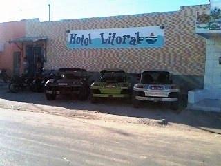 """Caiçara ganha mais uma opção """"HOTEL LITORAL"""""""