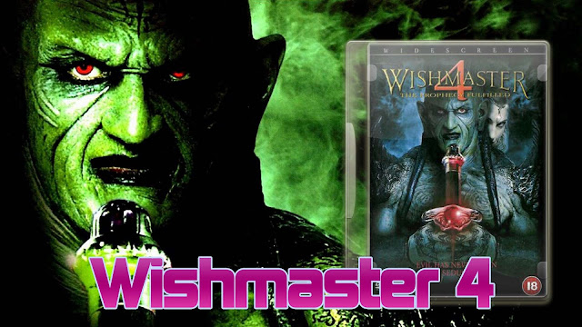 Wishmaster 4 Full Movie Watch Online